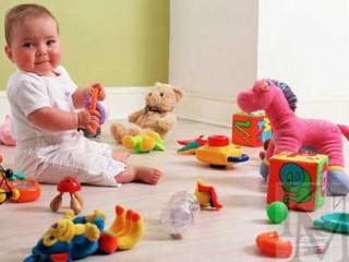 Детские игрушки: территория риска