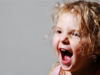 Детская истерика: как быть?!