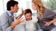 Как дети переживают развод родителей