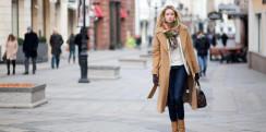 Пальто camel coat